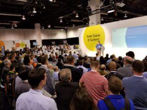 Geek Speak at Summit