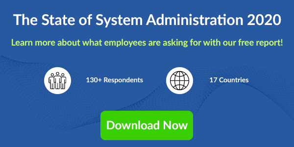 Learn more about what employees are asking for with our free report! Download Now.